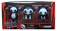 Skelanimals Series 3 Vinyl Figure Set of 3