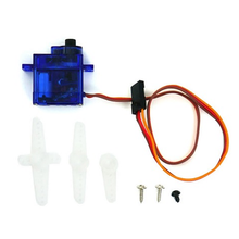 5x ArcBotics 9g PPA-Plastic Gear Servo