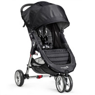'Baby Jogger' City Mini- Black/Gray