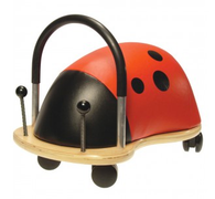 'Prince Lionheart' WheelyBUG - Ladybug