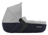 'Mutsy' Igo Pure Bassinet in Fog