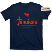 Tangiers Hotel and Casino Movie T Shirt