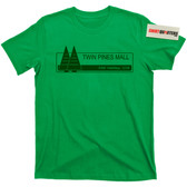 Twin Pines Mall Back to the Future T Shirt