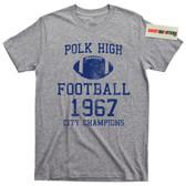Polk High Football T Shirt