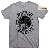 No Sleep Till Brooklyn New York T Shirt