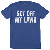 Get Off My Lawn Gran Torino Tri Blend Soft T Shirt