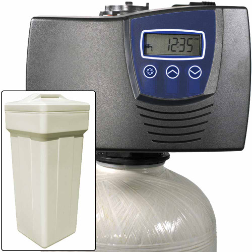 48k Water Softener with Fleck 7000SXT