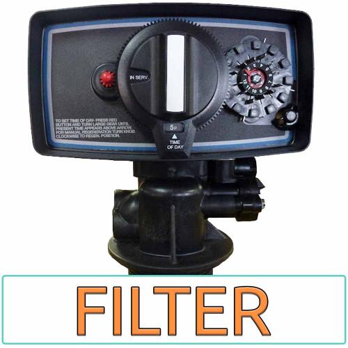 Fleck 5600 Timer Mechanical Filter Control Head