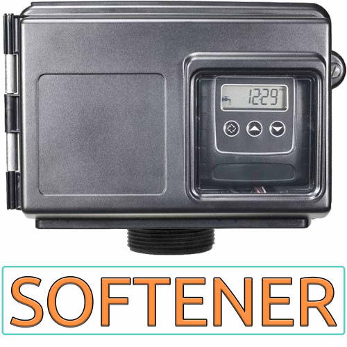 Fleck 2510SXT Digital Metered Softener Control Head