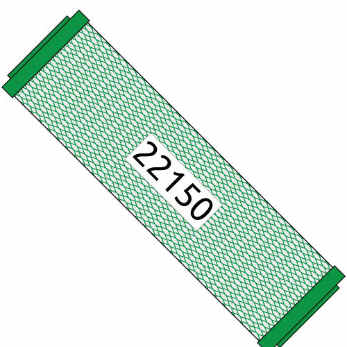 10-inch Green Carbon Filter for Triton RO DI 22150