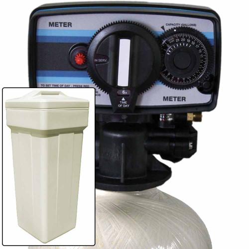 1.5 cu ft Tannin Softener with Fleck 5600
