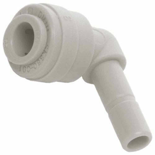 1/4-inch Quick Connect x 1/4-inch Stem Elbow Fitting
