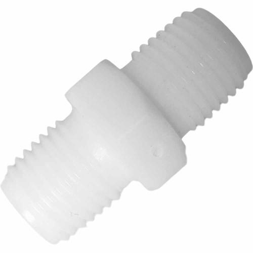 1/4-inch Male NPT Nylon Hex Nipple