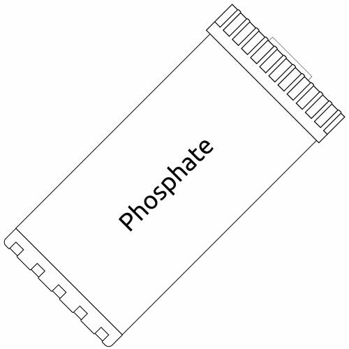 Big Blue 10-inch Big Blue Phosphate Filter for Scale Prevention