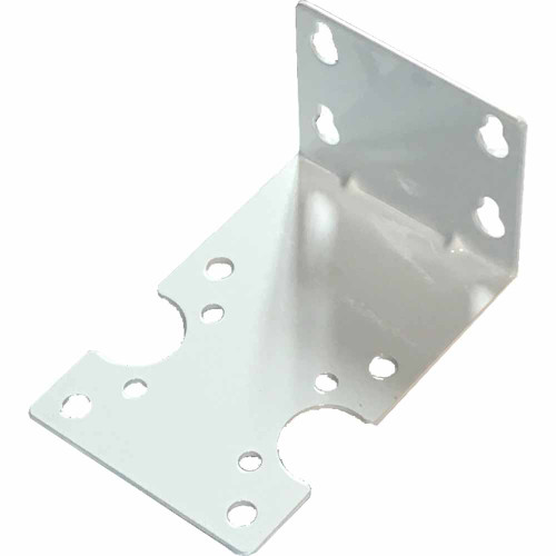Single Canister Bracket for 1 Stage Slim Line - L Shaped