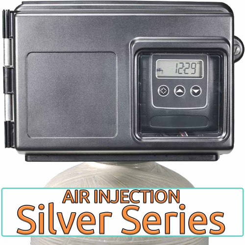 Air Injection Silver 10 System with Fleck 2510SXT AI25 2510SXT