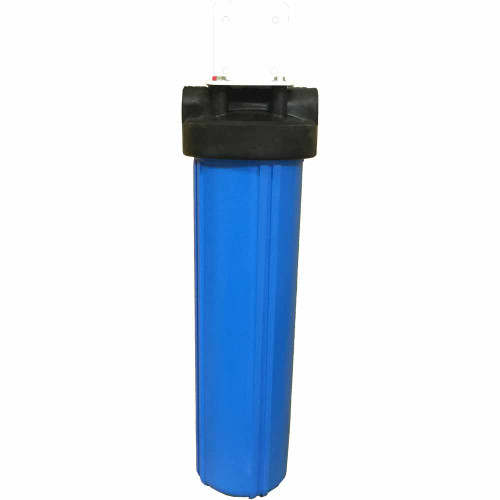 20-inch Lead-Cyst-Heavy Metal Reduction Single Canister Big Blue Whole House Filter