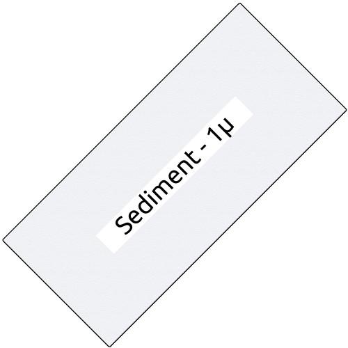 Big Blue 10-inch Sediment Filter - 1-micron