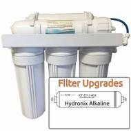 6-Stage Alkaline Zoi Zeta Reverse Osmosis System - Alkalizes Water