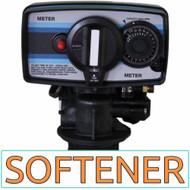 Fleck 5600 Metered Mechanical Softener Control Head