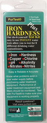 PurTest Iron Hardness Plus Water Test Kit