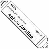 Aptera Alkamag Inline Alkaline Filter - 2.5-inch x 12-inch