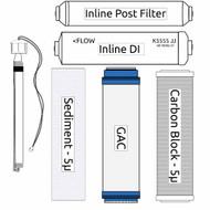 RO Zoi Eta Pure Filter Kit (incl. UV Bulb)