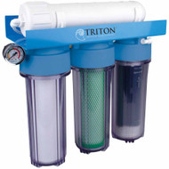Triton RO DI100 Reef Aquarium Water Filter by Hydro-Logic