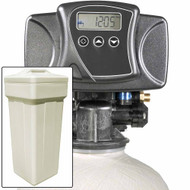 Water Pro Plus 15 with Fleck 5600SXT Water Softener and Multi Media Filter for Iron, Improved Sulfur, Tastes, & Odors