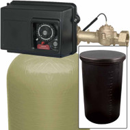210k Commercial High Flow Metered Water Softener with Fleck 2850 On-Demand