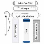 RO Zoi Pi Pure Filter Kit (incl. UV Bulb)