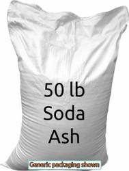 Soda Ash Media - Acid Neutralization