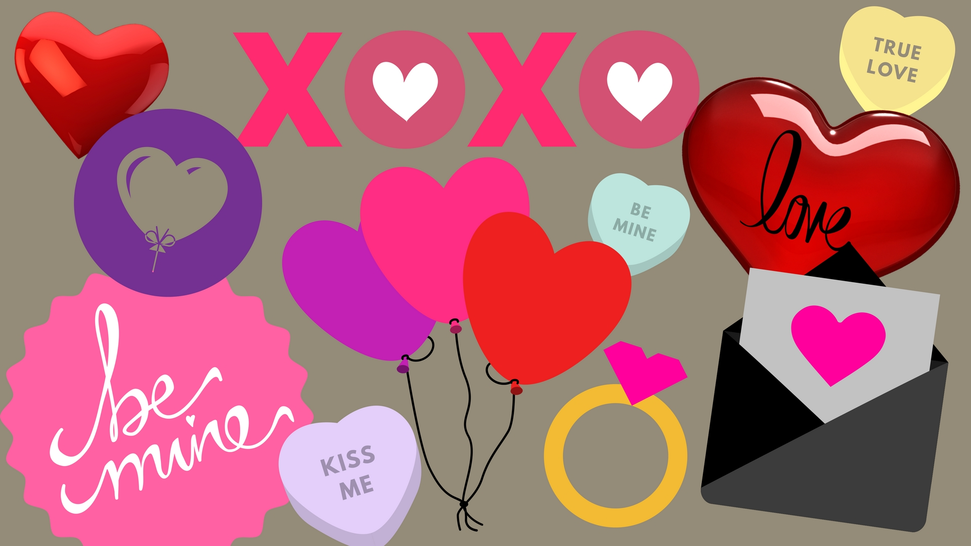 beautiful flowers for valentines day card message ideas 2 - Valentines Card Messages