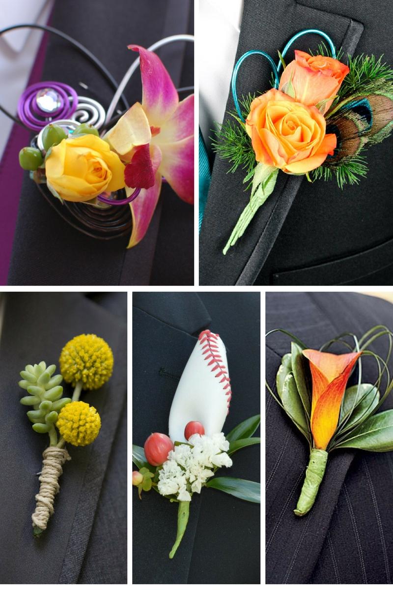 wrist corsage for prom boutonniere houston flower shop florist 2