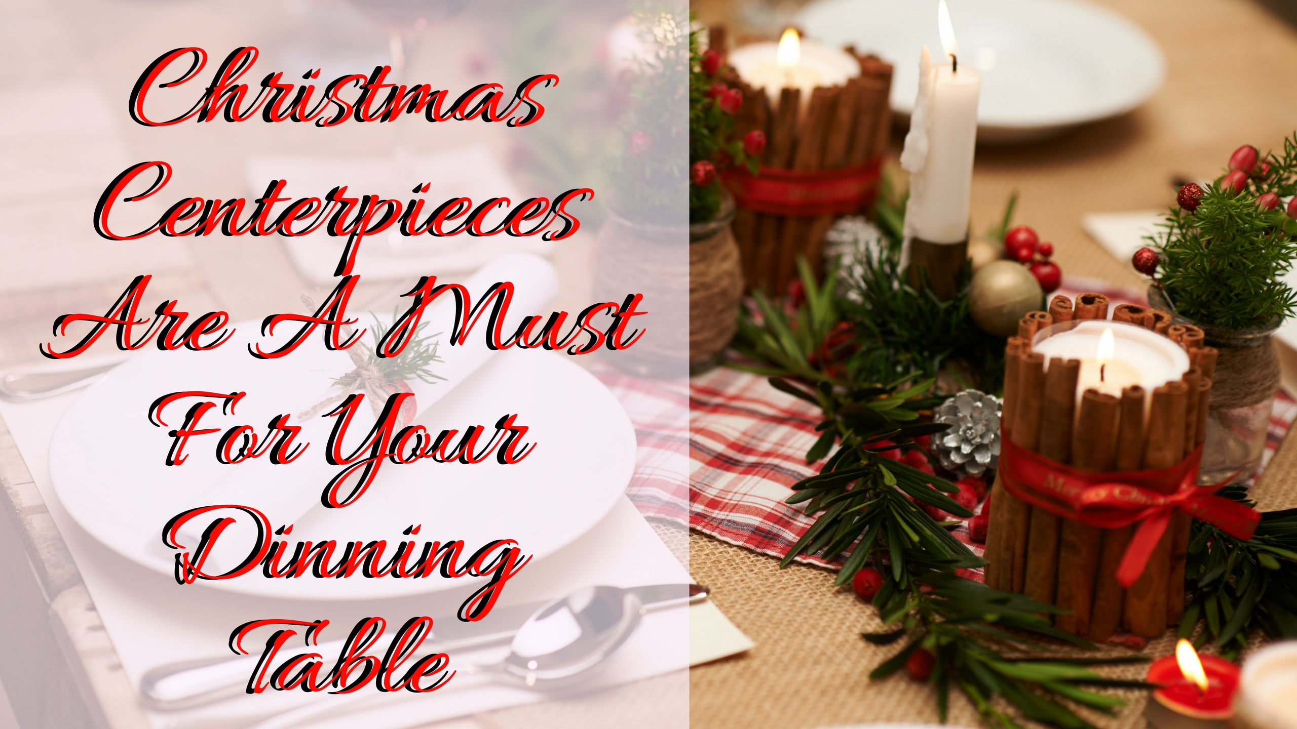 Common questions when ordering christmas centerpieces