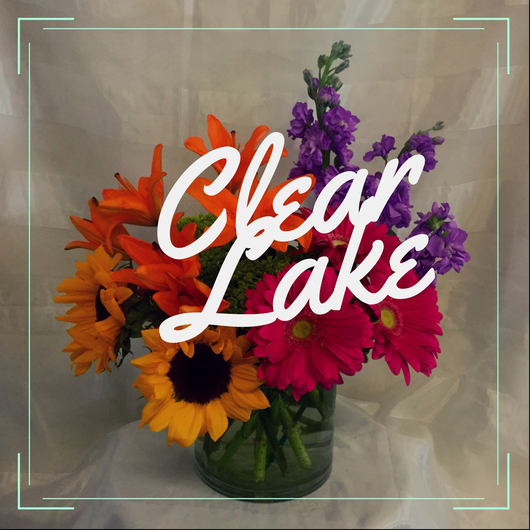 clear lake florist flowers flower shop