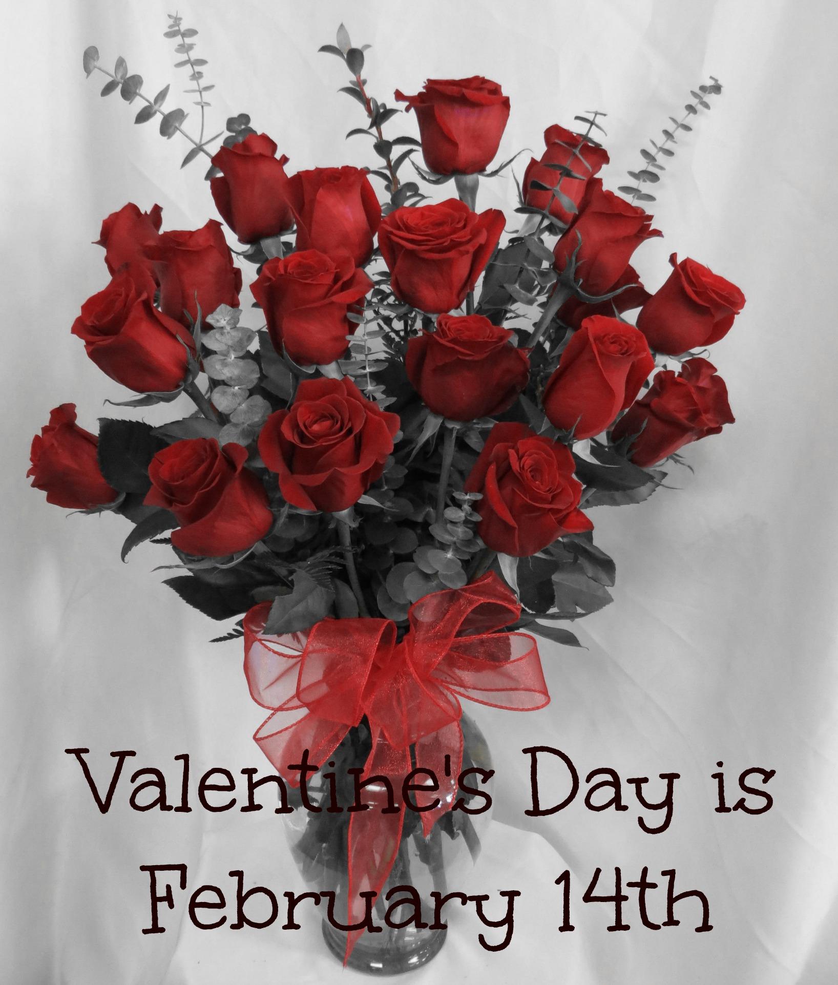 Außergewöhnlich Dozen Roses For Valentines Day Pasadena Deer Park. Well Enchanted Florist  ...
