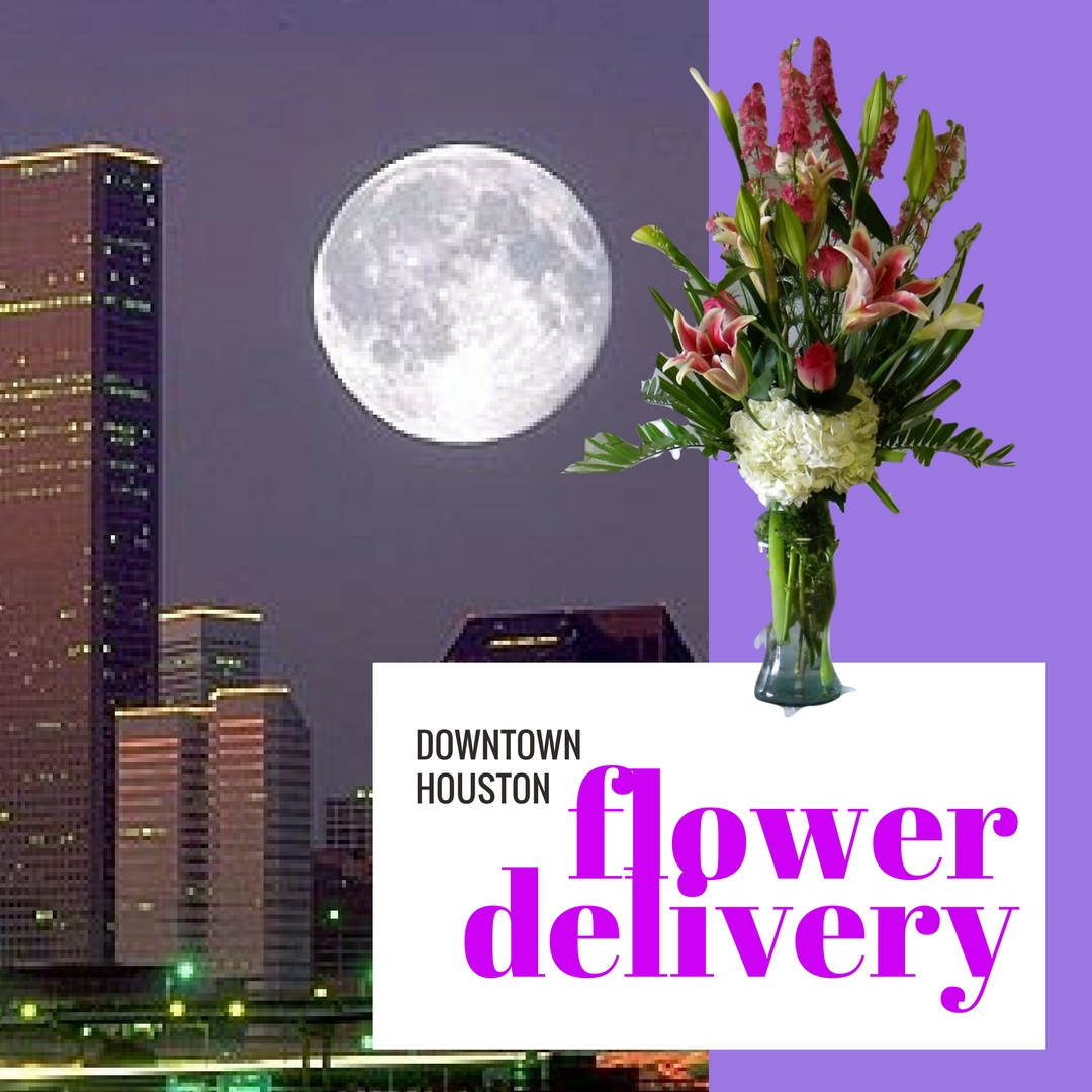 Corporate Floral Services For Downtown Houston Businesses