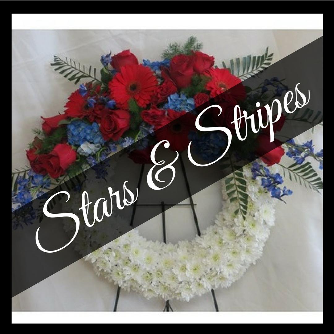 Memorable funeral wreath tributes enchanted florist pasadena funeral wreath sympathy flowers wreaths flower shop 2 dhlflorist Image collections