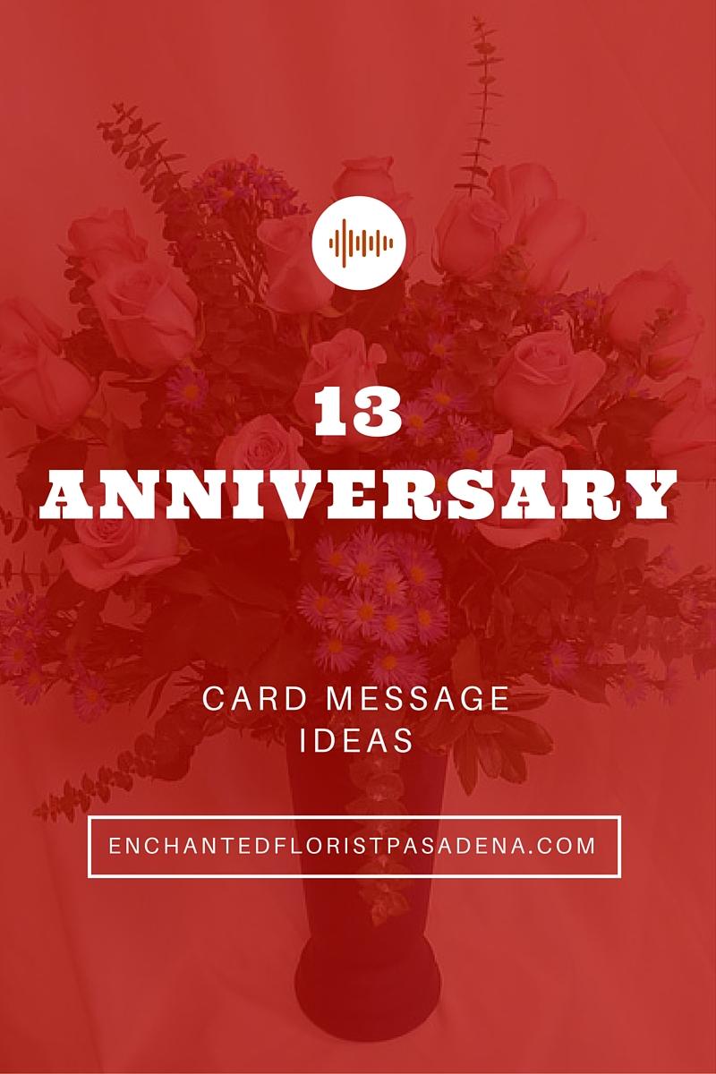 13 Year Anniversary Gift Ideas - Eskayalitim