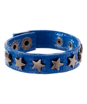 Eco-Chic Star studded Bracelet