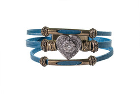 Heart studded Bracelet