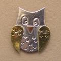 OWL NEEDLE NANNY