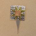 QUILT BLOCK MICRO NEEDLE THREADER