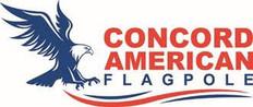 Concord American Flagpole