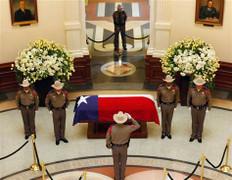 TX Burial Flags