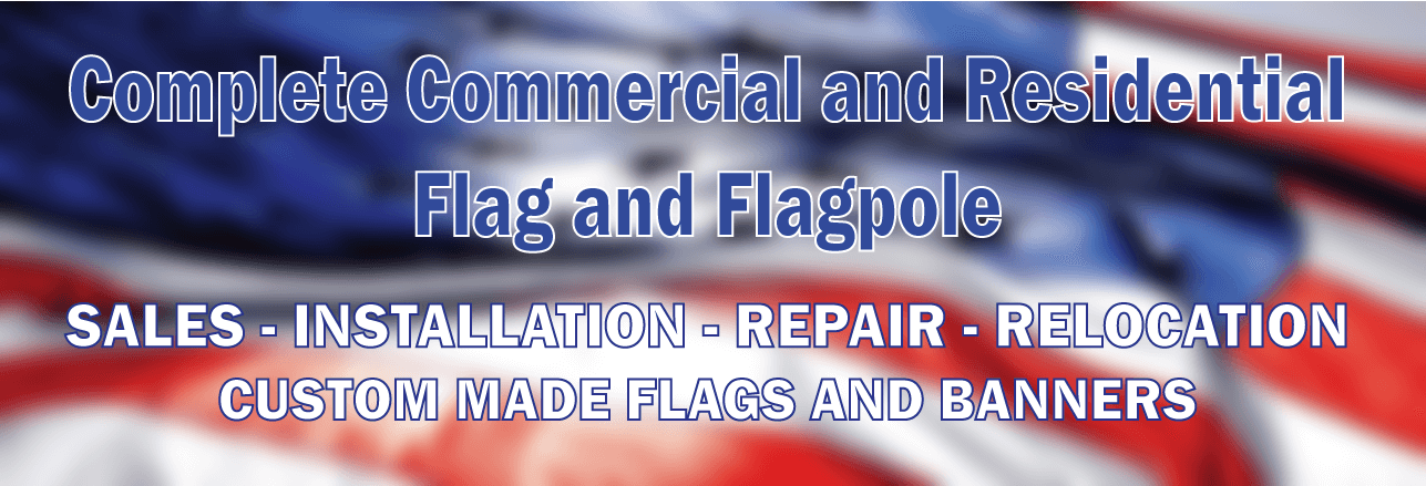 American Flags, American Flag Poles, Flag pole parts