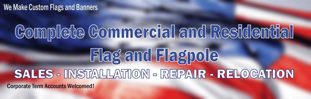 Flag and Flag Poles Sales, Installation and Repair San Antonio, TX
