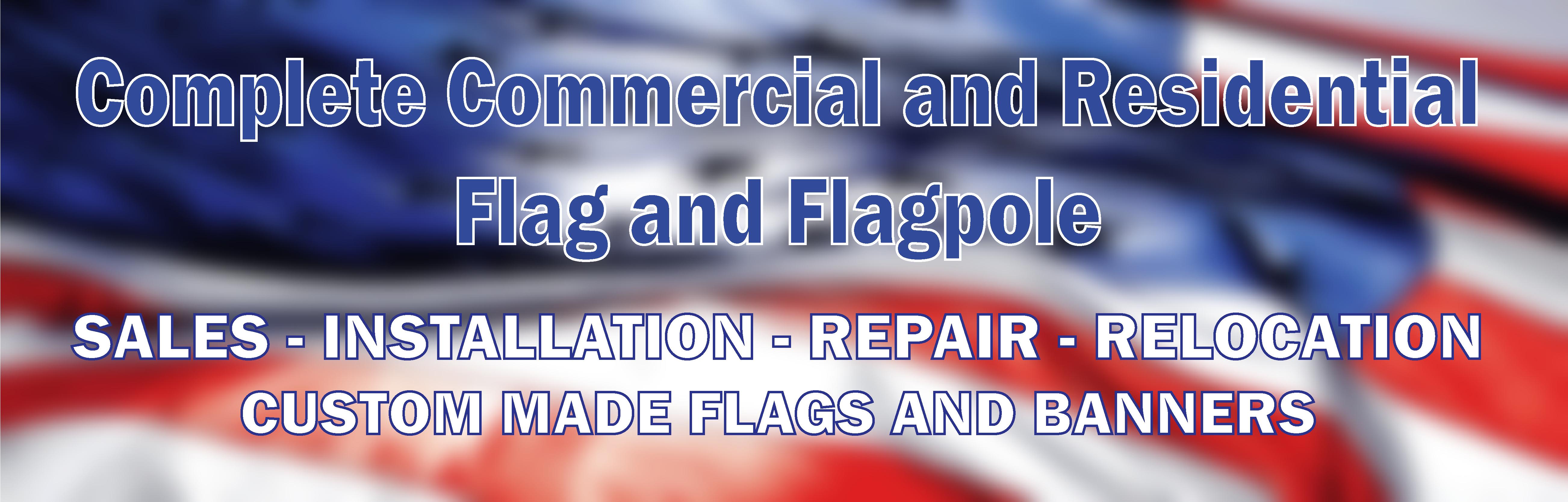 Flags, Flagpoles, custom made flags, San Antonio, TX