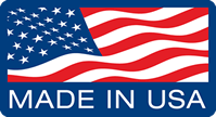 Made in the USA External Rope Flagpoles
